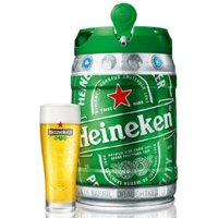 bia heineken hà lan bom 5 lít