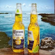 Bia Corona Extra Mexico beer