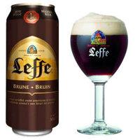 Bia Leffe lon Nâu 500ml Bỉ