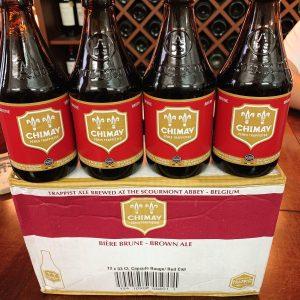 bia chimay đỏ Bỉ
